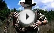 Chief Rowley vs Burmese Python in Fl. Everglades