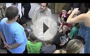 Jay Teaches the Kids in the Zoo about Ball Python Eggs