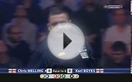 Melling vs Boyes | QF | World Pool Masters 2014 9-ball