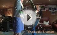 My New Burmese Python 14 foot