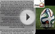 Official World Cup Match Balls and The History of FIFA