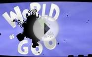 World of Goo Easter Egg - Title Screen Balls